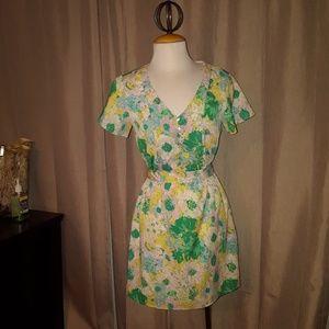 🖤 Vintage floral dress 🖤
